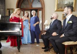L'Amore trionfa sulle note di Puccini