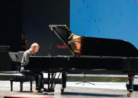 Dario Candela, Allegro e appassionato sulla Terrazza del San Carlo