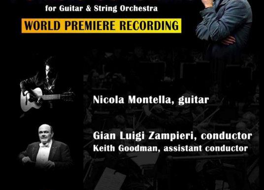La sinfonia napoletana vola a Londra