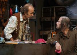 Quanto vale un nichelino? American Buffalo al Teatro Bellini di Napoli
