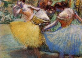 Edgar Degas: Tableaux Vivants, Danza e Musica a Pietrarsa