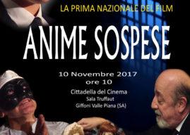 Premio Libro in corto assegna menzione speciale al film didattico Anime Sospese del Liceo Alfano I e del IIS Trani di Salerno