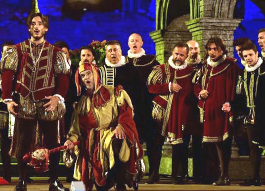 Il Rigoletto del Sesto Senso Opera Festival
