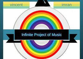 Infinite Project, un messaggio di pace sulle note di due chitarre