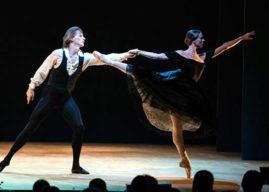 A Positano la magia della danza  vince sul maltempo