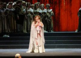 Daniel Oren esalta il talento di Gilda Fiume al Verdi di Salerno