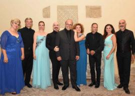 Teatro Verdi di Salerno: Napoli in note con l'Ensemble  Voci Italiane