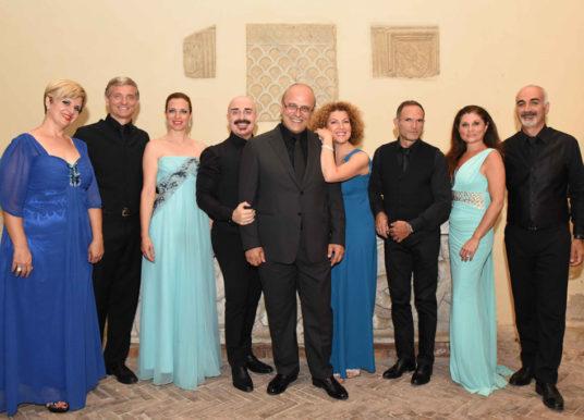 Il Viaggio a Napoli dell'Ensemble Voci Italiane