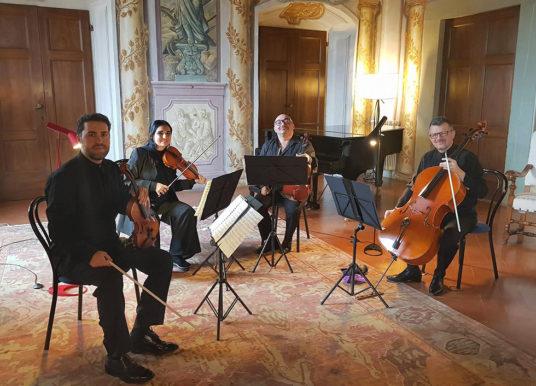 Un clarinetto e due geni: Mozart e Brahms a Villa Campolieto