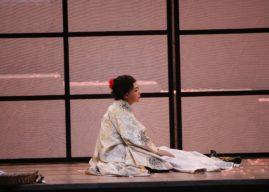"""Aria di """"Speranza"""" nella Butterfly al Teatro Vincenzo Bellini di Catania"""