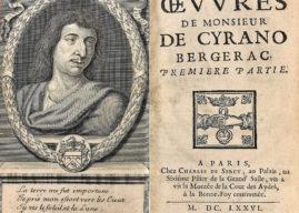 Cyrano lascia spada e brandisce la penna