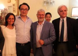 Tra Palazzo Reale di Portici e Palazzo San Carlo di Santa Maria Capua Vetere incontro del bel canto Italia-Cina