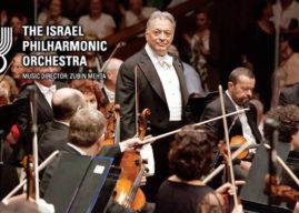 Zubin Mehta e la Israel Philharmonic Orchestra:  Doppio appuntamento fantastico, danzante e cosmogonico