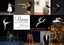Positano Premia la Danza 2019 incorona Vadim Muntagirov a Svetlana Zakharova