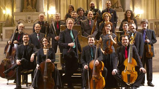 I Concerti Brandeburghesi dell'Orchestra Barocca Zefiro
