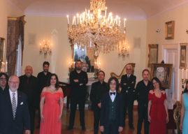 """""""Concerto di Solidarietà"""" a porte chiuse a Palazzo San Carlo"""