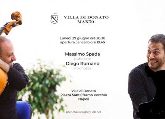 Villa di Donato: da salotto a corte per MAX70 con Diego Romano e Massimo Spada
