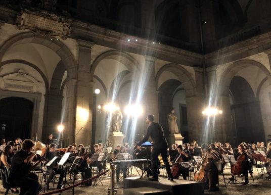 UniMusic: La Nuova Orchestra Scarlatti nel Centro Storico con la F2