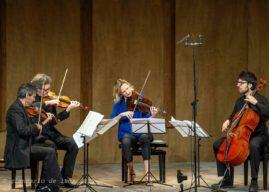 Il Quartetto Prometeo percorre 3 secoli di musica