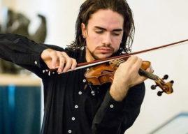 Giuseppe Gibboni trionfa al Paganini di Genova